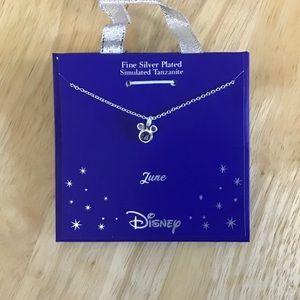 Disney Birthstone Necklace ✨